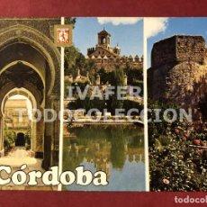 Postales: POSTAL CORDOBA, VISTAS DE MONUMENTOS. Lote 254457990