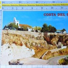 Postales: POSTAL DE MÁLAGA. AÑO 1977. BENALMÁDENA, VISTA PARCIAL. LAND ROVER JEEP GUARDIA CIVIL?. 733. Lote 254639645