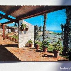Cartes Postales: TARJETA POSTAL. MÁLAGA. 3.- CAMPING CALYPSO. ENTRE FUENGIROLA Y MARBELLA. FOTOCOLOR VALMAN. Lote 254785465