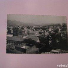Cartes Postales: POSTAL FOTOGRÁFICA DE MÁLAGA. VISTA PARCIAL DESDE LA ALCAZABA. HIJOS DE GALLEGOS. CIRCULADA.. Lote 254822775