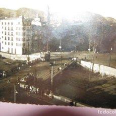 Cartes Postales: POSTAL FOTOGRÁFICA DE MÁLAGA. LA ALAMEDA. PUENTE DE TETUAN. CIRCULADA AÑOS 50.. Lote 254828180