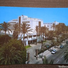 Postales: POSTAL CADIZ-AVDA. G. ULLOA HOTEL ATLÁNTICO. SIN CIRCULAR.. Lote 255946065