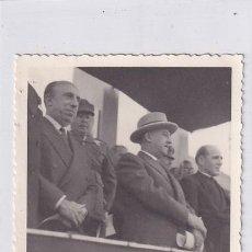 Cartes Postales: FOTOGRAFÍA 11,50 X 8,50 CM FRACISCO FRANCO EN UBEDA. FOTÓGRAFO BUJEZ 1951. Lote 257285025