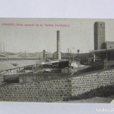 Postales: FOTO POSTAL DE LINARES, JAEN, VISTA GENERAL DE LA TORTILLA (FUNDICION), COLECCION A. MARTIN, NO CIRC. Lote 257330000