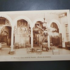 Postales: POSTAL GRAN HOTEL MADRID SEVILLA. Lote 257333945
