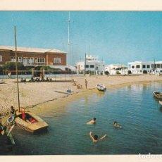Cartes Postales: POSTAL PLAYA DE PUNTA UMBRIA. CLUB MARITIMO. HUELVA (1962). Lote 257543550