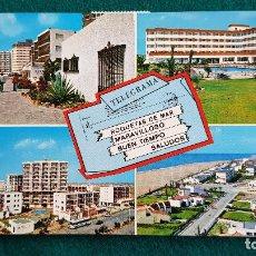 Postales: POSTAL ROQUETAS DE MAR (1985) ALMERIA. Lote 257613905