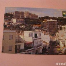Postales: POSTAL DE TORREMOLINOS. LA CARIHUELA Y MONTEMAR. ED. FOMINGUEZ.. Lote 257634015