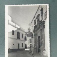 Postales: POSTAL 13 - SAN LÚCAR DE BARRAMEDA. (CÁDIZ). TÍPICO RINCÓN SANLUQUEÑO.. Lote 259929845