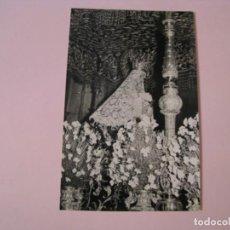 Cartoline: POSTAL FOTOGRÁFICA DE MÁLAGA. SEMANA SANTA. 1959.. Lote 260378860