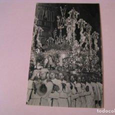 Cartoline: POSTAL FOTOGRÁFICA DE MÁLAGA. SEMANA SANTA. 1959.. Lote 260378995