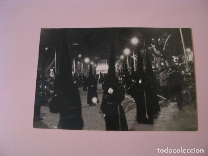 POSTAL FOTOGRÁFICA DE MÁLAGA. SEMANA SANTA. FOTO DIEGO CORTES. (Postales - España - Andalucia Moderna (desde 1.940))