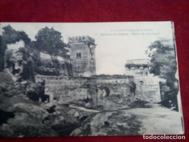 Postales: GRANADA POSTAL ANTIGUA Y DIFICIL - Foto 2 - 260622640