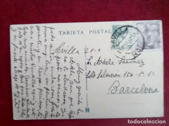 Postales: SEVILLA POSTAL MUY ANTIGUA - Foto 2 - 260624920