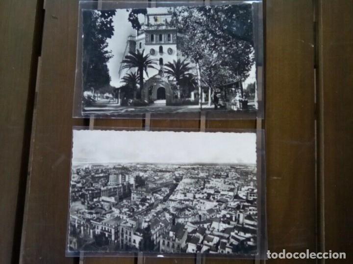 SEVILLA 2 POSTALES ANTIGUAS Y DIFICILES (Postales - España - Andalucía Antigua (hasta 1939))