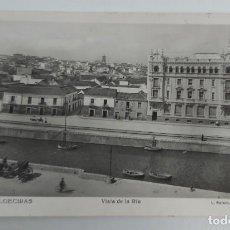 Postales: ANTIGUA POSTAL DE ALGECIRAS - VISTA DE LA RÍA - L. ROISÍN - NO CIRCULADA - EN PERFECTO ESTADO -. Lote 260727220