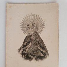 Cartes Postales: SEVILLA - NUESTRA SEÑORA DE LA AMARGURA - SEMANA SANTA - P50559. Lote 260752025