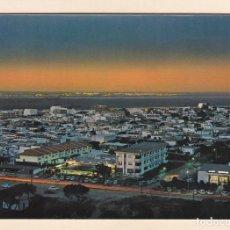 Postales: POSTAL VISTA PARCIAL. NOCTURNA. PUNTA UMBRIA. HUELVA (1974). Lote 261292495