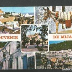 Postales: POSTAL CIRCULADA MIJAS 23 EDITA FOTO ANTONIO. Lote 261584240