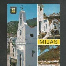Postales: POSTAL SIN CIRCULAR MIJAS 15 EDITA ESCUDO DE ORO. Lote 261584725
