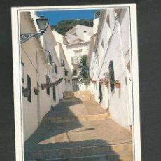 Postales: POSTAL CIRCULADA MIJAS EDITA ESCUDO DE ORO. Lote 261586560