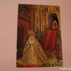 Cartoline: POSTAL DE SEMANA SANTA DE SEVILLA. GARCIA GARRABELLA. Nº 110. NTRA. SRA. DE LA ESPERANZA.. Lote 261628770