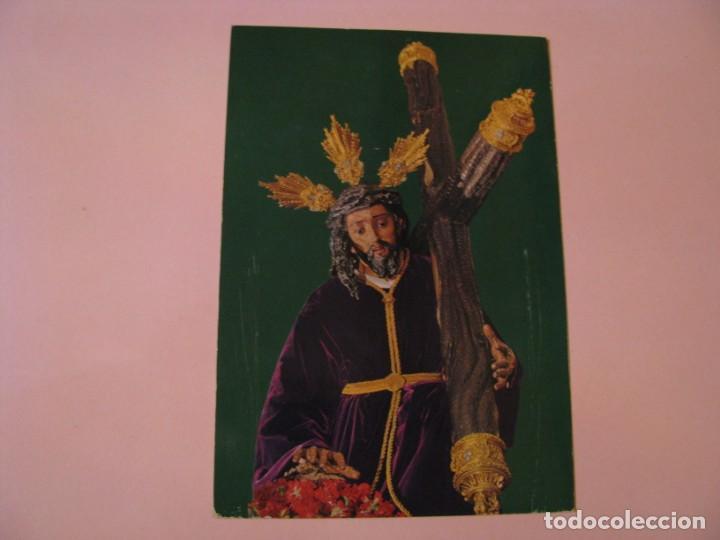 POSTAL DE SEMANA SANTA DE SEVILLA. GARCIA GARRABELLA. Nº 101. JESUS DE LAS TRES CAIDAS. (Postales - España - Andalucia Moderna (desde 1.940))