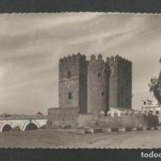 Postales: POSTAL SIN CIRCULAR CORDOBA 20 TORRE DE LA CALAHORRA EDITA GARCIA GARRABELLA. Lote 261629450