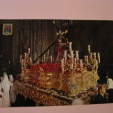 Postales: POSTAL DE SEMANA SANTA DE SEVILLA. DOMINGUEZ. Nº 202. NTRO. PADRE JESUS DE LA SALUD.. Lote 261631105