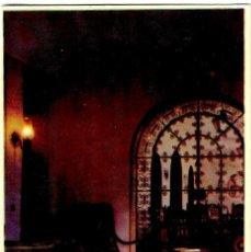 Postales: JEREZ DE LA FRONTERA - HOTEL LOS CISNES - RINCÓN DE SALÓN - GRÁFICAS MANÉN - 140X90MM.. Lote 261836225