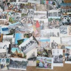 Postales: LOTE DE 83 POSTALES DE SEVILLA - EDITADO POR DIARIO DE SEVILLA. Lote 262004435