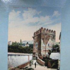 Cartes Postales: ANTIGUA POSTAL GRANADA TORRE DE LOS PICOS SUCESOR DE CASSO. Lote 262307745