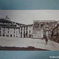 Cartes Postales: ANTIGUA POSTAL GRANADA PUERTA DEL ARCO ELVIRA GRAFOS. Lote 262308335