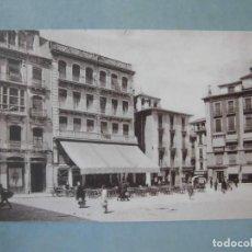 Cartes Postales: ANTIGUA POSTAL GRANADA PLAZA DEL AYUNTAMIENTO GRAFOS. Lote 262310350