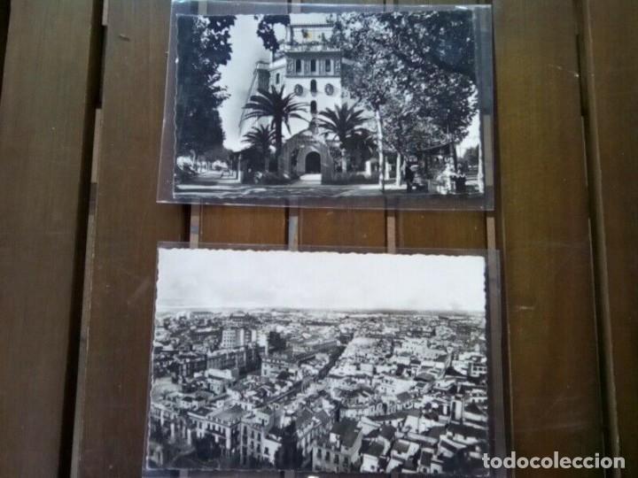 Postales: SEVILLA 2 POSTALES ANTIGUAS PRECIO OFERTA - Foto 2 - 262593935