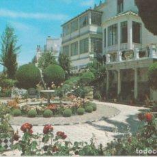 Postales: RONDA (MALAGA) DON BOSCO, PP.SALESIANOS, JARDIN – M.PAJARES – CIRCULADA. Lote 262606360