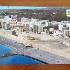 Postales: POSTAL TORRE DEL MAR - COSTA DEL SOL. Lote 262608075
