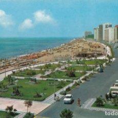 Postales: FUENGIROLA: PASEO MARÍTIMO Y PLAYA.. Lote 262628310
