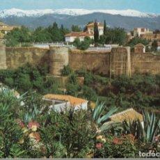 Postales: GRANADA: VISTA GENARAL DE LA ALHAMBRA.. Lote 262629370