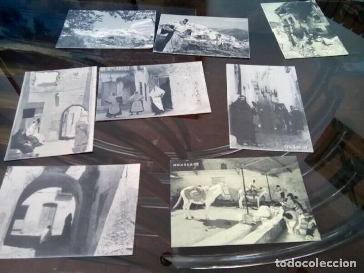 LOTE DE 8 POSTALES DE MOJACAR (REPRODUCCIONES) (Postales - España - Andalucía Antigua (hasta 1939))