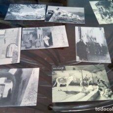 Postales: LOTE DE 8 POSTALES DE MOJACAR (REPRODUCCIONES). Lote 262854505
