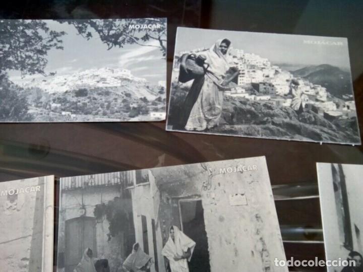 Postales: LOTE DE 8 POSTALES DE MOJACAR (REPRODUCCIONES) - Foto 2 - 262854505