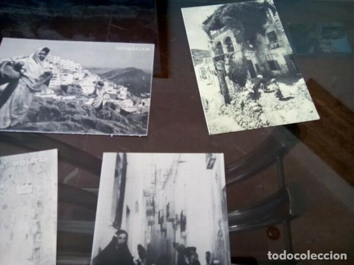 Postales: LOTE DE 8 POSTALES DE MOJACAR (REPRODUCCIONES) - Foto 3 - 262854505