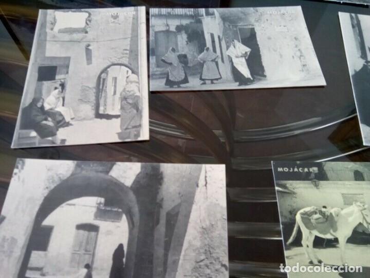 Postales: LOTE DE 8 POSTALES DE MOJACAR (REPRODUCCIONES) - Foto 4 - 262854505
