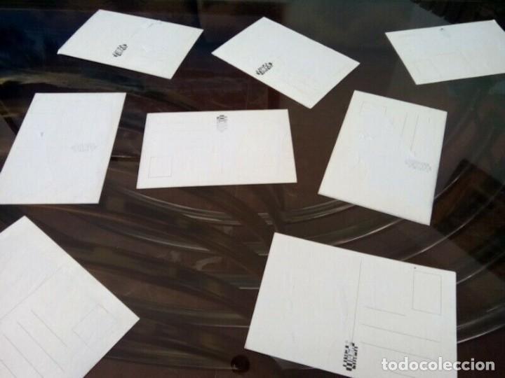 Postales: LOTE DE 8 POSTALES DE MOJACAR (REPRODUCCIONES) - Foto 6 - 262854505