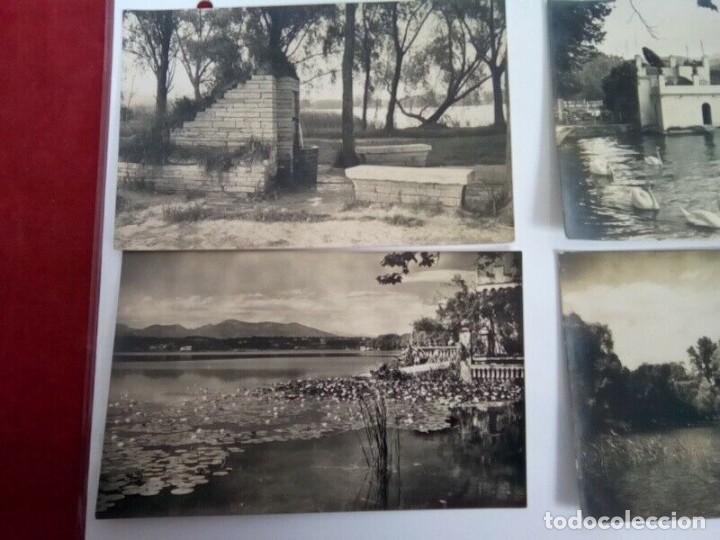Postales: BAÑOLAS LOTE DE 4 POSTALES ANTIGUAS BLANCO Y NEGRO - Foto 2 - 262855840