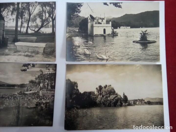 Postales: BAÑOLAS LOTE DE 4 POSTALES ANTIGUAS BLANCO Y NEGRO - Foto 3 - 262855840