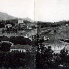 Postales: POSTAL DOBLE DE MALAG-VISTA GENERAL DEL LIMONAR-NUEVA SIN CIRCULAR-EDITAD POR HAUSER&MENET .. Lote 263127505