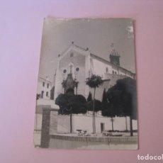Postales: POSTAL FOTOGRÁFICA DE ARCHIDONA. IGLESIA DE SANTA ANA. CIRCULADA 1965.. Lote 263695555