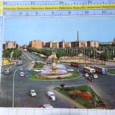 Cartoline: POSTAL DE SEVILLA. AÑO 1965. PLAZA DE DON JUAN DE AUSTRIA. AUTOBUSES, SEAT 600, CITROEN 2CV. 1181. Lote 266017378